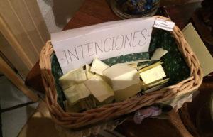 Cesta de intenciones