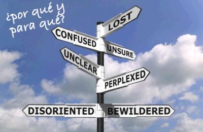 C.F. – ¿Por qué y para qué?
