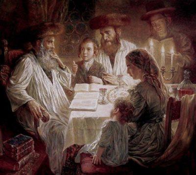 El Misterio Pascual de la familia
