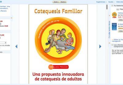 Libro sobre la Catequesis Familiar