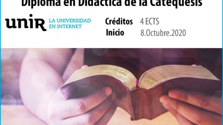 Diploma en Didáctica de la Catequesis