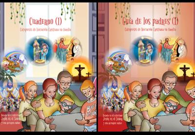 Manuales de catequesis familiar – Padres y niños